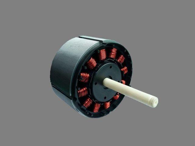 bldc motor application