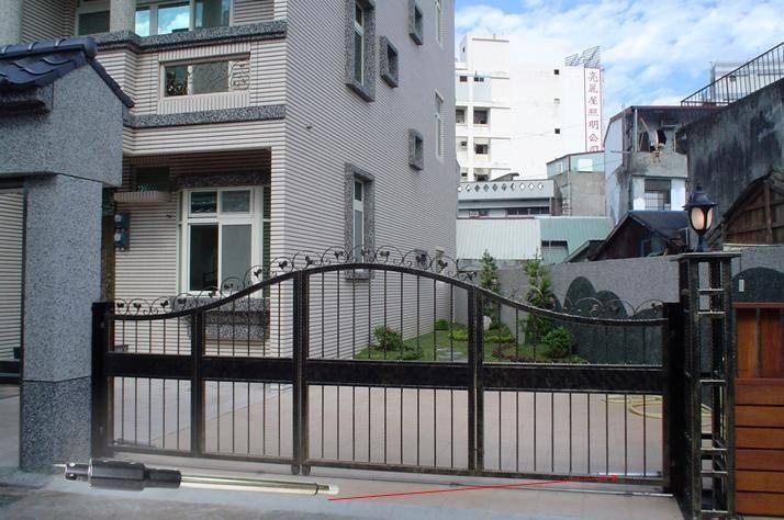 gate opener actuator