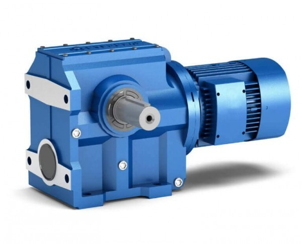 Helical gearbox S series