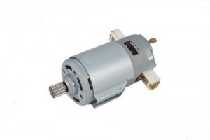 PM45 brush dc motor