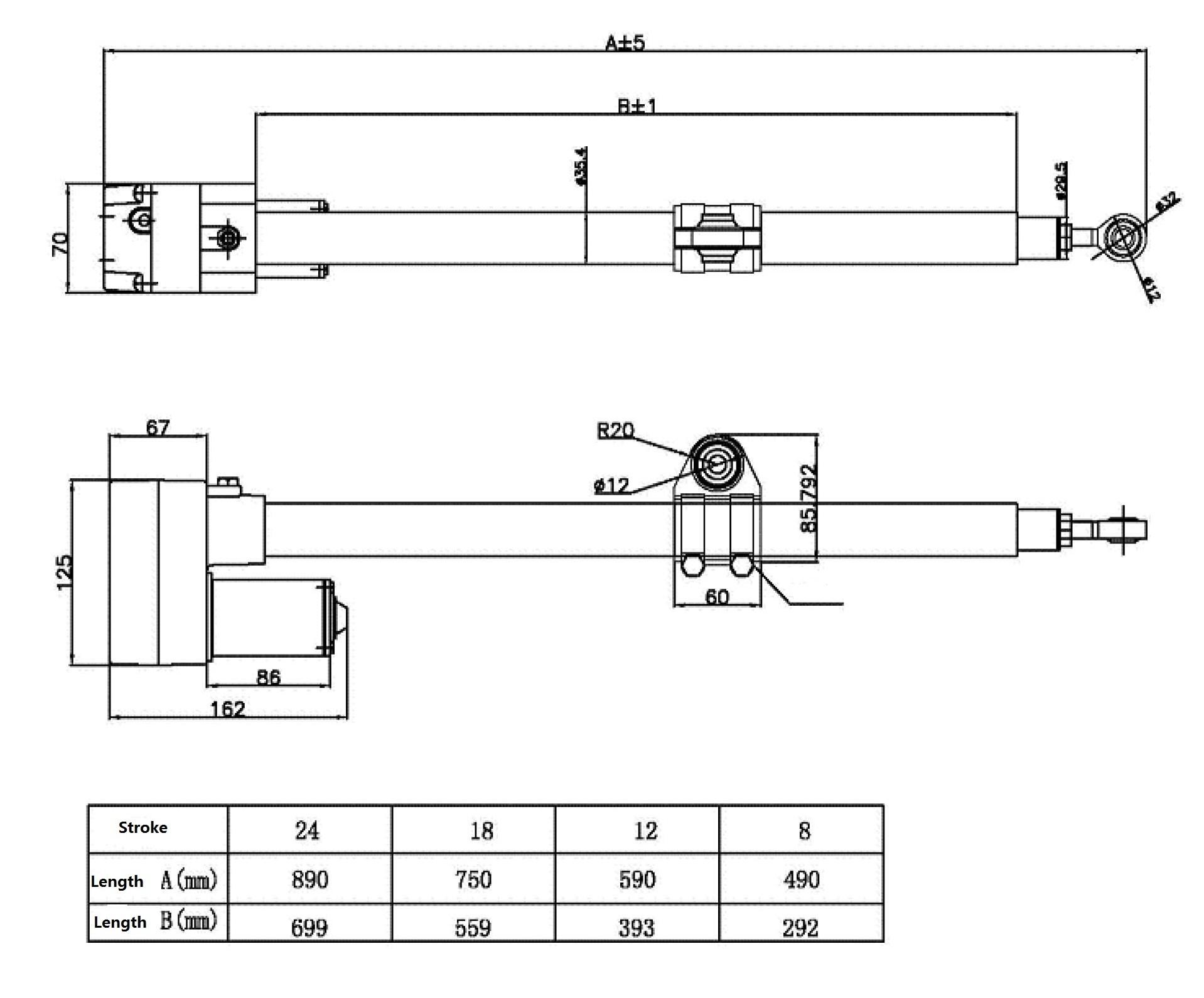 sla200-outline-drawing