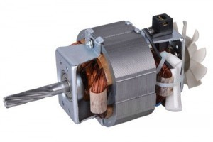 Universal motor range