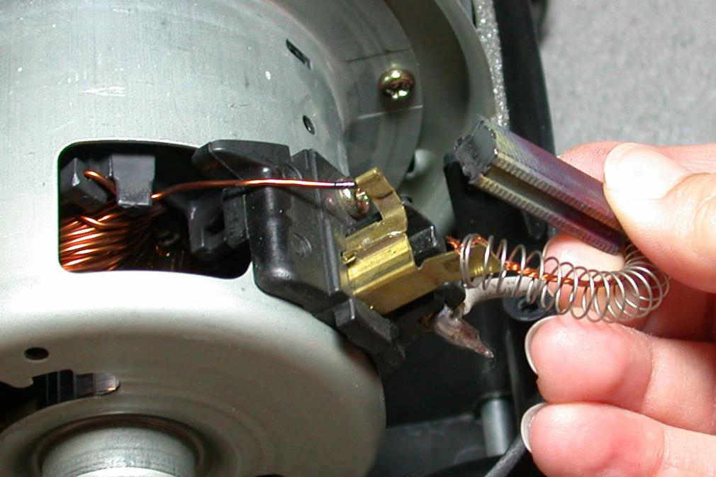 Reducing Wear and Tear in Electric Motors