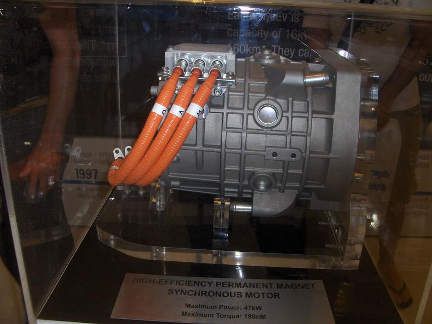 High-Efficiency Electric Motors