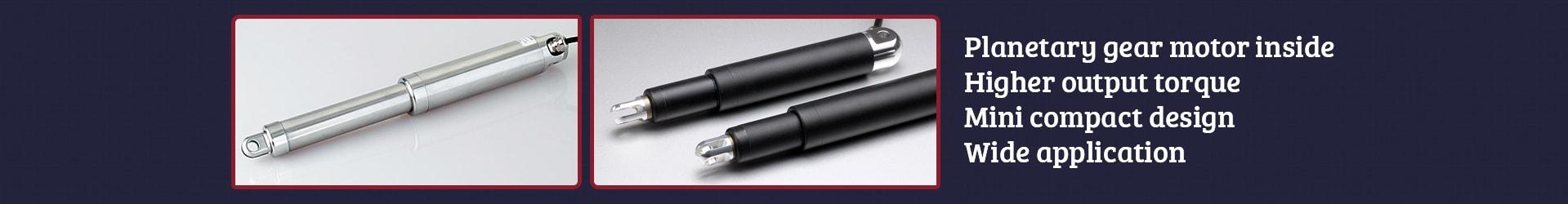 inline linear actuator