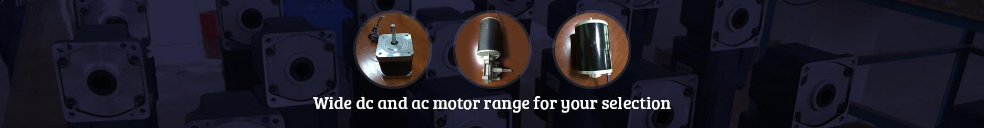 electric motor banner