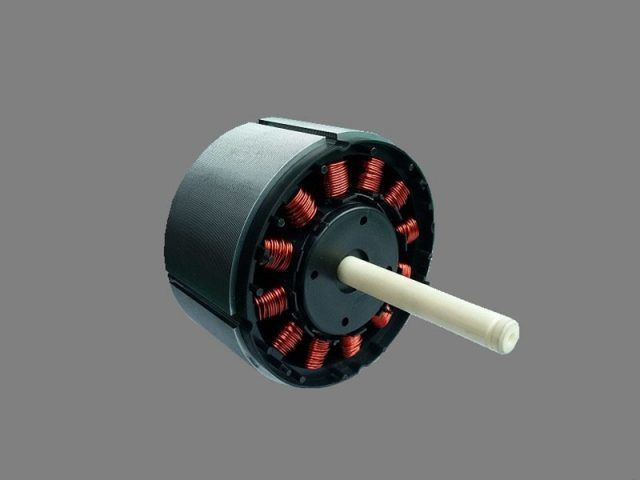 bldc motor application