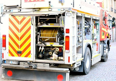 fire prevention tanker actuator