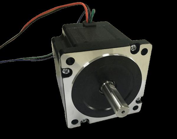 2 Phrase 57mm Stepper Motor Supplier - Power Jack Motion on
