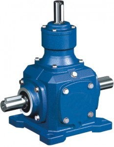 T series bevel gearbox