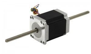 linear stepper motor