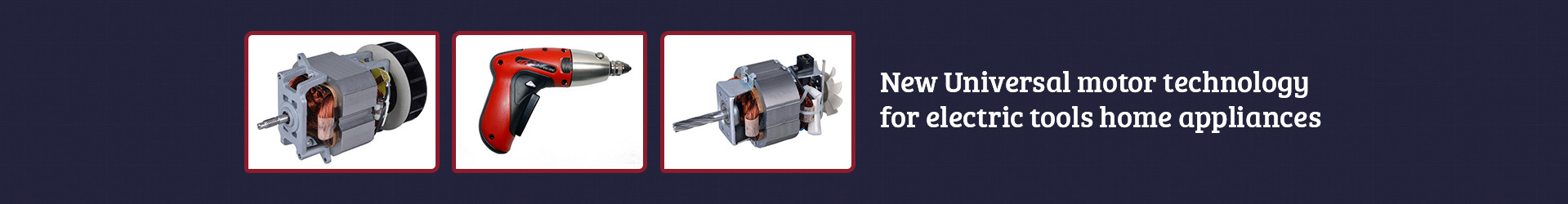 Universal Motor Selection In China - Power Jack Motion