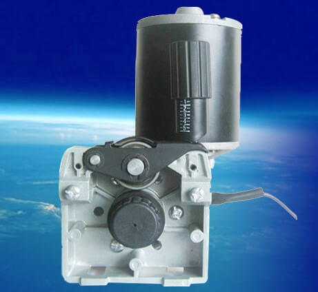 Special Worm Gear Motor Supplier - dc Motor with Gearbox