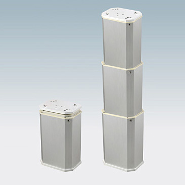 Telescopic Lifting Column Power Jack Motion