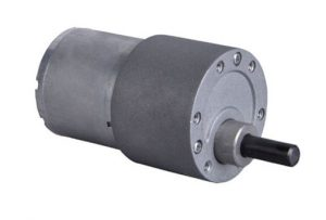 GM37 spur gear motor photo