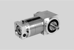 Planetary gearbox with dual output shaft