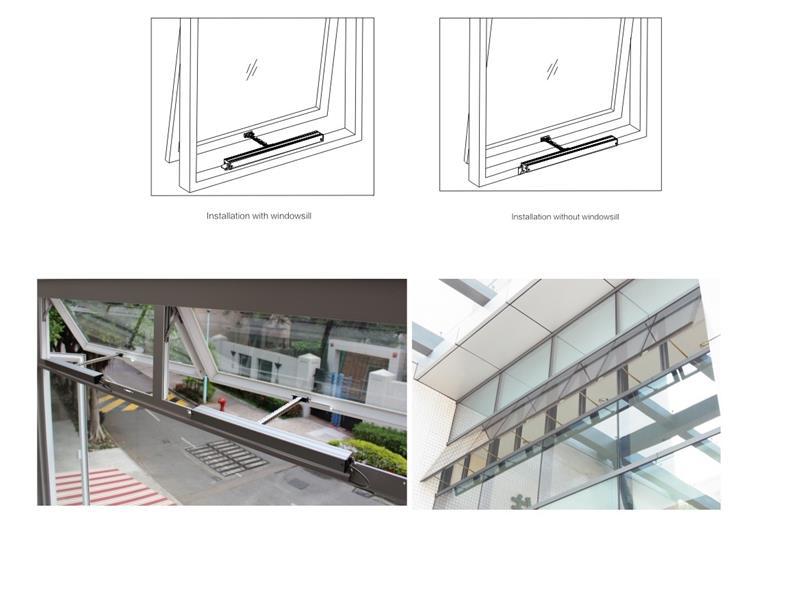 c35-electric-window-openers installation photo