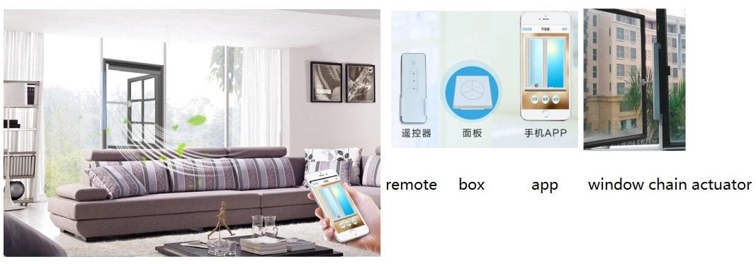 remote-control-window-opener installation photo