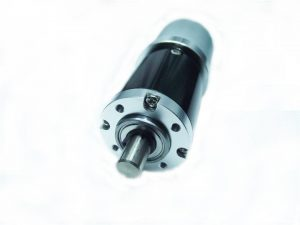 RV slide out mechanism gear motor