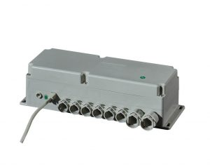 control box for multiple linear actuator