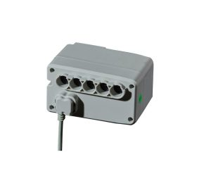 control box for 4 actuators